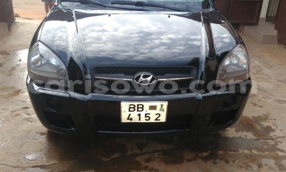 Acheter Occasion Voiture Hyundai Tucson Noir à Cotonou au Benin