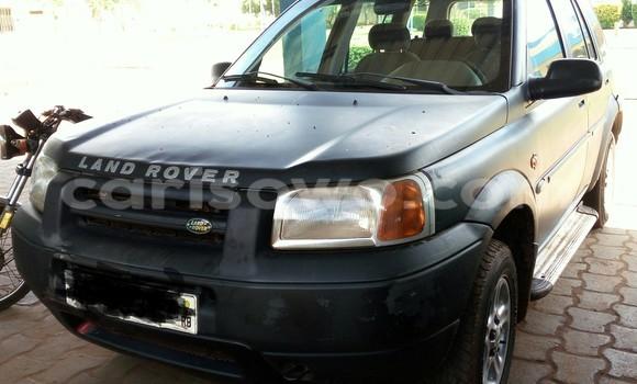 Acheter Occasion Voiture Land Rover Freelander Noir à Porto Novo au Benin