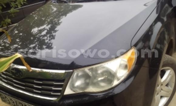 Acheter Occasion Voiture Subaru Outback Noir à Cotonou, Benin