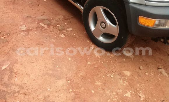 Acheter Occasions Voiture Toyota RAV4 Vert à Cotonou au Benin