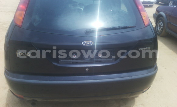 Acheter Occasion Voiture Ford Focus Noir à Porto Novo au Benin