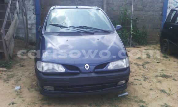 Acheter Occasions Voiture Toyota Venza Bleu à Porto Novo au Benin