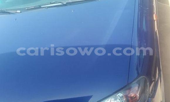 Acheter Occasion Voiture Nissan Almera Bleu à Cotonou, Benin