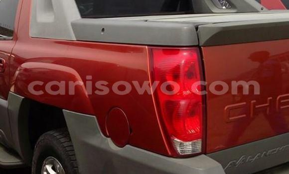 Acheter Occasions Voiture Chevrolet Caprice Rouge à Cotonou, Benin