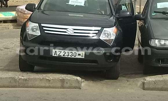 Acheter Occasion Voiture Suzuki XL7 Noir à Cotonou au Benin