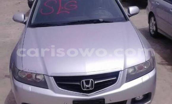 Acheter Neuf Voiture Honda Accord Gris à Cotonou au Benin