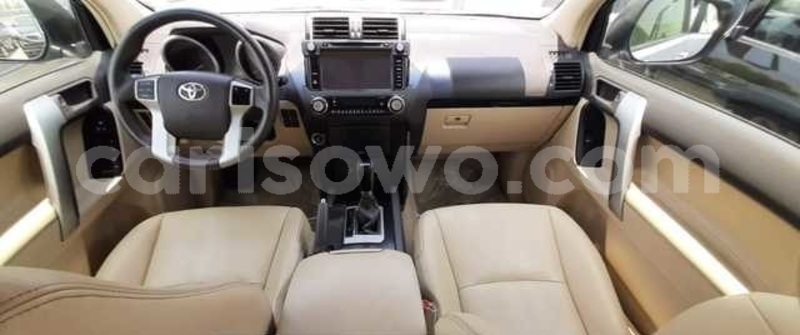 Big with watermark toyota prado benin cotonou 6280