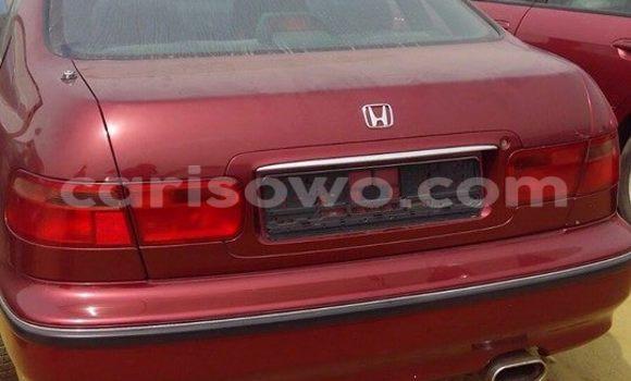 Acheter Occasion Voiture Honda Pilot Rouge à Cotonou, Benin