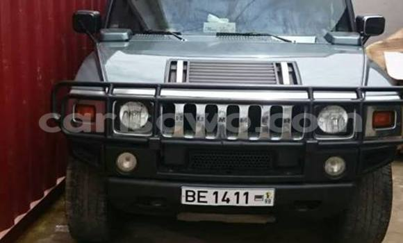 buy used hummer h3 black car in cotonou in benign carisowo
