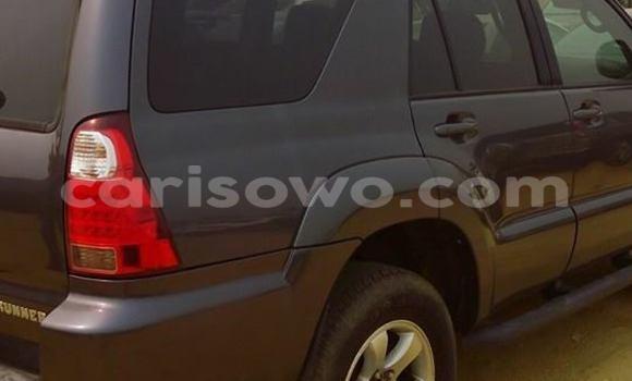 Acheter Occasion Voiture Toyota 4Runner Noir à Cotonou, Benin