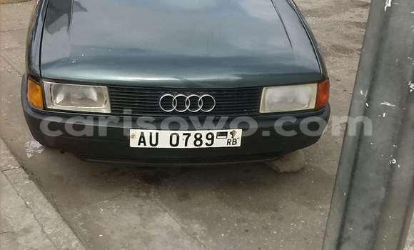 Acheter Occasion Voiture Audi A3 Vert à Cotonou au Benin