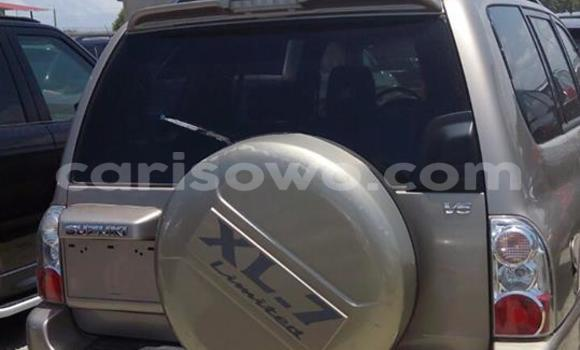 Acheter Occasion Voiture Suzuki XL-7 Marron à Cotonou au Benin