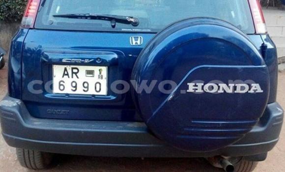 Acheter Occasion Voiture Honda CR–V Noir à Cotonou, Benin