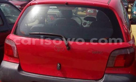 Acheter Occasion Voiture Toyota Yaris Noir à Cotonou au Benin