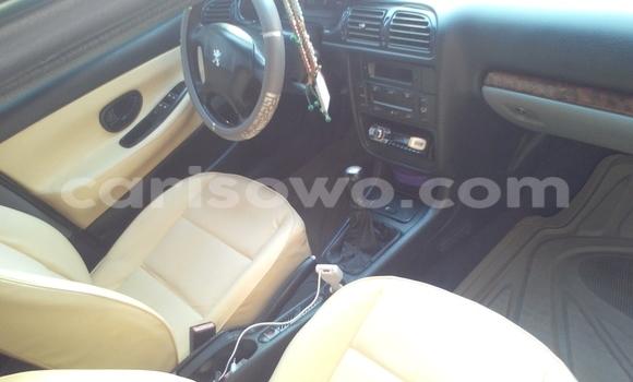 Acheter Occasion Voiture Peugeot 406 Vert à Porto Novo au Benin