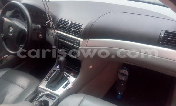 Acheter Occasions Voiture BMW 3-Series Gris à Cotonou au Benin