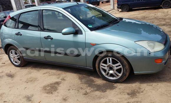 Acheter Occasions Voiture Ford Club Wagon Noir à Cotonou au Benin