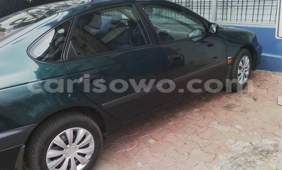 Acheter Occasion Voiture Toyota Auris Noir à Cotonou au Benin