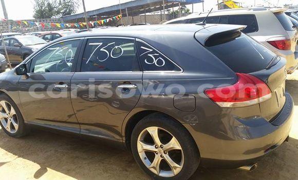 Acheter Occasion Voiture Toyota Venza Noir à Cotonou, Benin