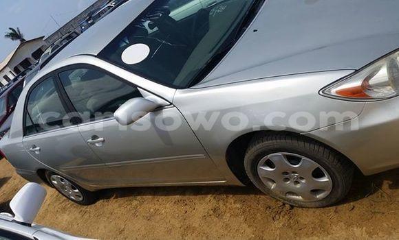 Acheter Occasions Voiture Toyota Corolla Autre à Cotonou, Benin