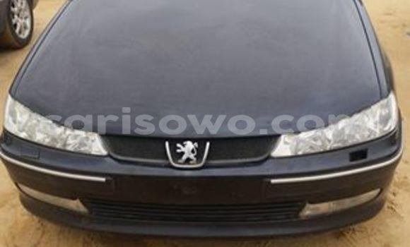 Acheter Occasion Voiture Peugeot 305 Noir à Cotonou au Benin