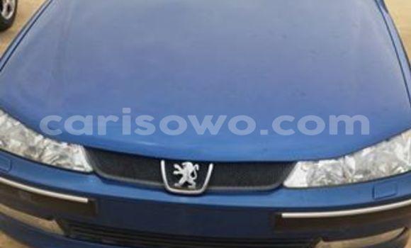 Acheter Occasion Voiture Peugeot 305 Bleu à Cotonou, Benin