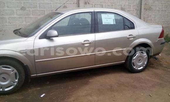 Acheter Occasion Voiture Ford Mondeo Marron à Cotonou, Benin