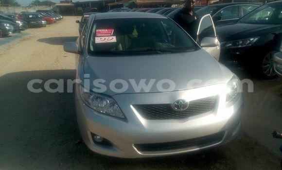 Acheter Occasion Voiture Toyota Corolla Beige à Savalou, Benin