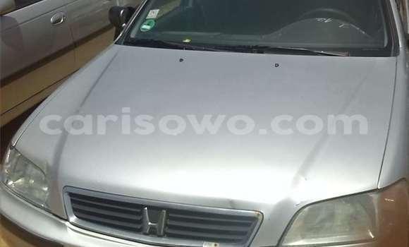 Acheter Occasion Voiture Honda Civic Gris à Porto Novo, Benin