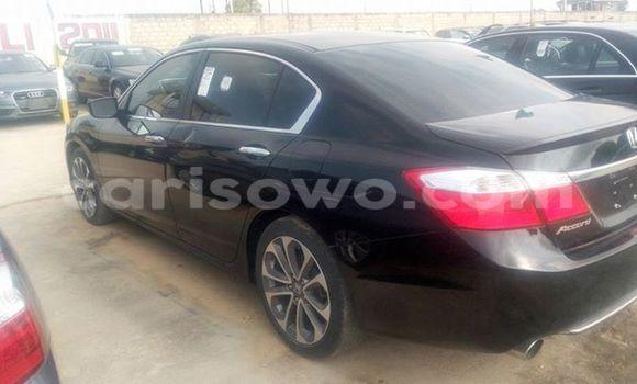 Acheter Occasion Voiture Honda Accord Noir à Cotonou, Benin