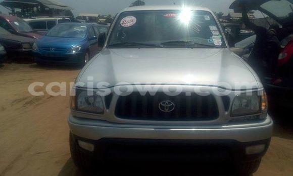 Acheter Occasion Voiture Toyota Tacoma Beige à Cotonou au Benin