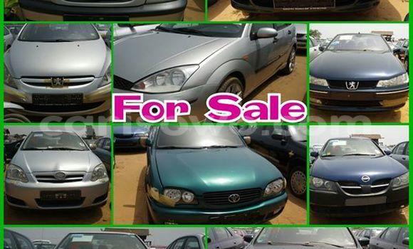Acheter Occasions Voiture Toyota 4Runner Noir à Cotonou, Benin