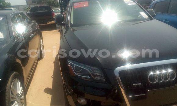 Acheter Occasion Voiture Audi Q5 Noir à Cotonou au Benin
