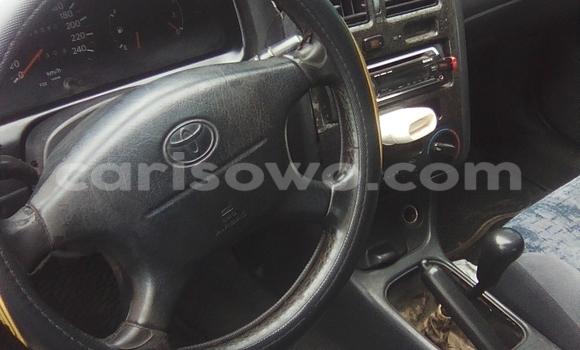 Acheter Occasion Voiture Toyota Carina Vert à Cotonou, Benin