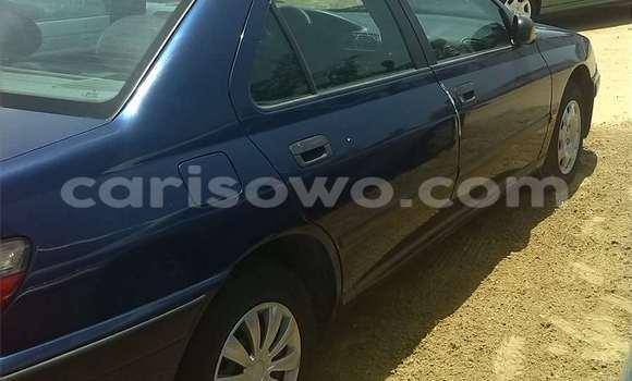 Acheter Occasion Voiture Peugeot 406 Bleu à Porto Novo au Benin