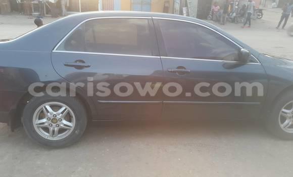Acheter Occasion Voiture Honda Accord Bleu à Cotonou, Benin