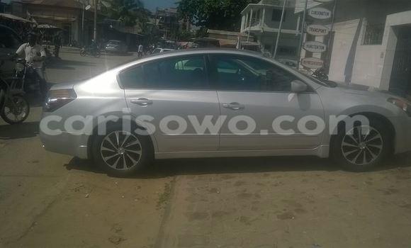 Acheter Occasion Voiture Nissan Altima Gris à Cotonou, Benin