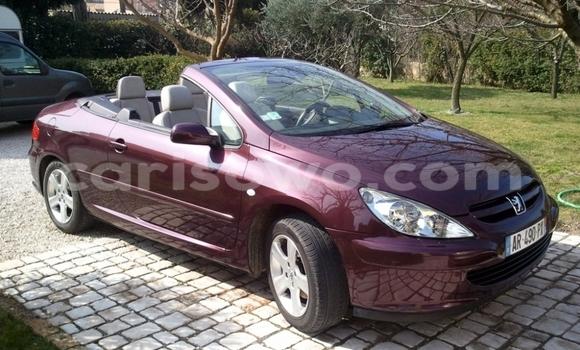 Acheter Neuf Voiture Peugeot 307 Noir à Cotonou au Benin
