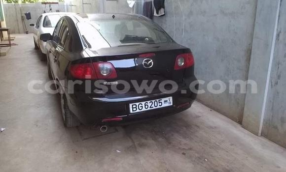 Acheter Occasions Voiture Mazda 323 Noir à Abomey Calavi au Benin