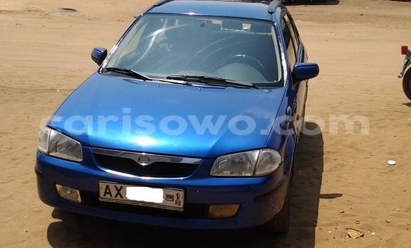 Acheter Occasion Voiture Mazda 323 Bleu à Cotonou, Benin