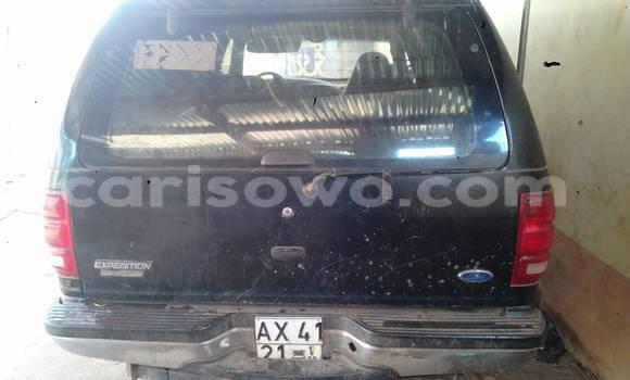 Acheter Occasions Voiture Ford Explorer Noir à Natitingou, Benin