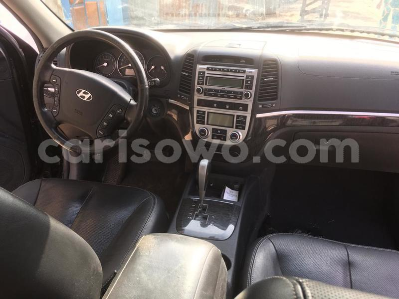 buy new hyundai santa fe black car in cotonou in benign carisowo hyundai santa fe black car in cotonou