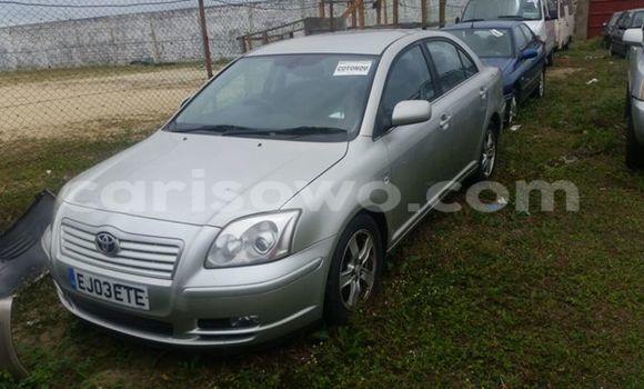 Acheter Occasions Voiture Toyota Avensis Noir à Savalou au Benin