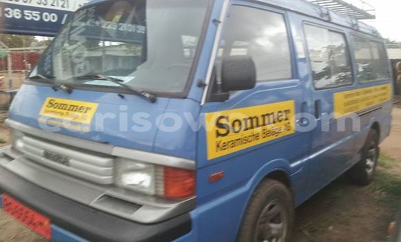 Acheter Occasion Voiture Mazda Premacy Noir à Savalou au Benin