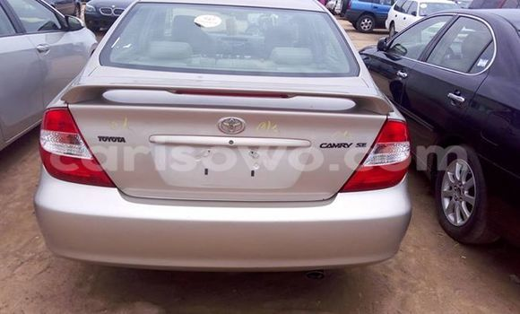 Acheter Neuf Voiture Toyota Camry Noir à Savalou au Benin