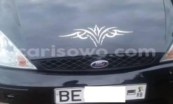 Acheter Neuf Voiture Ford Focus Noir à Savalou, Benin