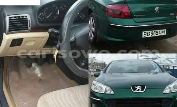 Acheter Neuf Voiture Peugeot 407 Noir à Savalou, Benin