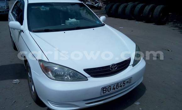 Acheter Occasion Voiture Toyota Camry Noir à Savalou au Benin