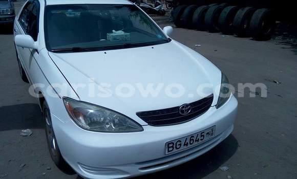 Acheter Occasions Voiture Toyota Camry Noir à Savalou au Benin