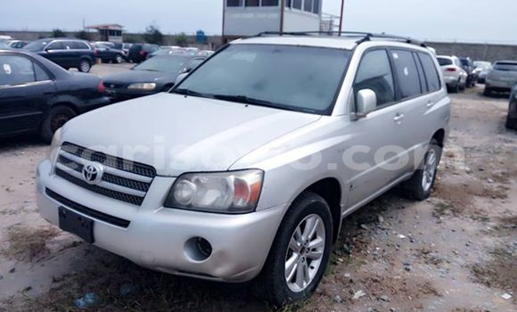 Acheter Occasion Voiture Toyota Highlander Noir à Savalou au Benin